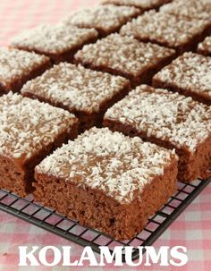 Danish Dessert, Whipped Shortbread Cookies, Cake Recipes, Dessert Recipes, Zeina, Swedish Recipes, Bakery Cakes, Coffee Cake, No Bake Cake