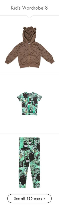 """Kid's Wardrobe 8"" by kaelighofficial ❤ liked on Polyvore featuring kids, clothing kids, women, tops, t-shirts, organic cotton tops, unisex t shirts, short sleeve tops, print top and unisex tops"