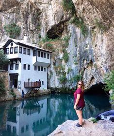 #blagaj #bosnia #bosniaandherzegovina #travel