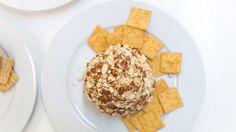 Horseradish Cheddar Cheese Ball Recipe | Bon Appetit