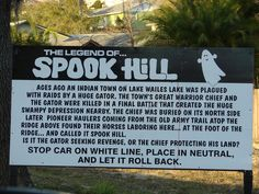 Spook Hill — Lake Wales, FL | Southern Living Blog
