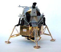 lunar lander model - Google Search