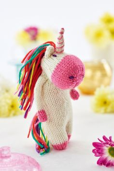 Issue 86 Sneak Peek: Have a magical Christmas with our unicorn toy.