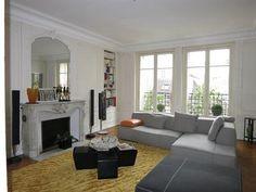 Paris 7ème La Tour-Maubourg Quatre pièces 153,49m2 Trois chambres en parfait état. Loyer: 4500€cc mensuel #Immobilier #Realestate #Paris7 #Location #Appartement