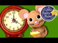 Head Shoulders Knees and Toes | Nursery Rhymes | By LittleBabyBum! - YouTube