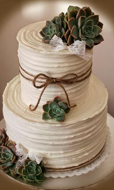 Wedding Food 8 Wedding Cakes Worthy Of Your Big Day - COWGIRL Magazine - I don't know about the rest of you cowgirls, but I am a foodie at heart! As such, deciding between wedding cakes is one of the. Simple Elegant Wedding, Elegant Wedding Cakes, Wedding Cake Designs, Wedding Ideas, Wedding Themes, Trendy Wedding, Boho Wedding, Wedding Photos, Elegant Birthday Cakes