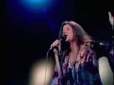 """Janis Joplin - """"Little Girl Blue"""" (on the show This is Tom Jones, 1969)  ... This is so good...love her blues!"""