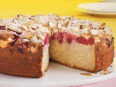 Mile High Raspberry Coffee Cake