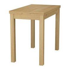 Uttrekkbare bord - Spisebord - IKEA