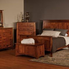 Amish Direct Wood Furniture:  BoulderCreek