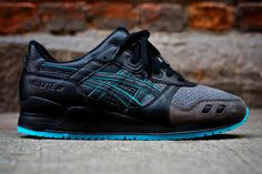 Fieg will open his KITH NYC retail space with a new ASICS collaboration. Mens Fashion Shoes, Sneakers Fashion, Asics Shoes, Nike Shoes, Best Sneakers, Shoes Sneakers, Asics Gel Lyte Iii, Baskets, Sport