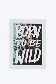 Art mural « Born To Be Wild »