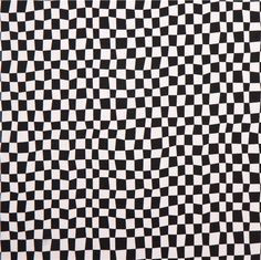 black and white fabric for boys with checkered flag by Robert Kaufman 2