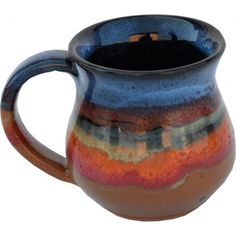 Small Azulscape Mug