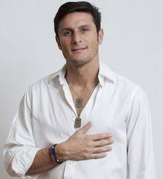Tatitoto per Filia, Testimonial d'eccezione dei bracciali dedicati ad FC Internazionale è Javier Zanetti