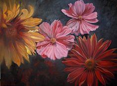 Elizabeth Shafer Oil Painting