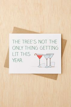 Funny Holiday Cards That Won't Make You Cringe | StyleCaster