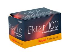 Kodak Ektar 100 is a color negative film with a nominal sensitivity of ISO 100/21°. It is characterized by high saturation and ultra-vivid color. A fine, smooth grain is also a defining feature. The film is ideal for nature, travel,...