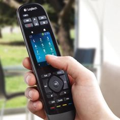 The Logitech Harmony Touch is the company's newest universal remote control, and it might just be the most hassle-free remote yet.