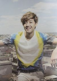 Kim Joong Hyun, Boys Over Flowers, Dreaming Of You, Korea, Handsome, Sick, Calendar, Bench, Amor