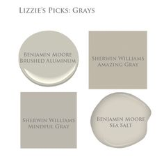 Marie Flanigan Interiors: MFI's Favorite Paint Colors: Swoon-Worthy Neutral Hues!