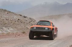 Robby Gordon Dakar 2014 Stage 8