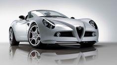 Alfa 8C Spider