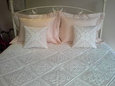 Dantel yatak örtüsü ve şeması (38)