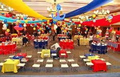 Nautical/Cruise Ship Birthday Party Ideas | Photo 12 of 84 | Catch My Party