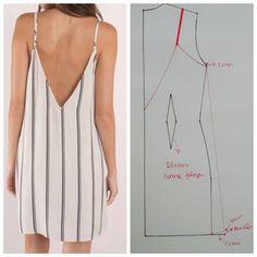 Image Article – Page 722194490228071515 Fashion Sewing, Diy Fashion, Fashion Outfits, Moda Fashion, Vintage Fashion, Womens Fashion, Dress Sewing Patterns, Clothing Patterns, Diy Clothing
