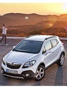 Opel Mokka. http://www.autorevue.at/aktuell/opel-mokka-news.html