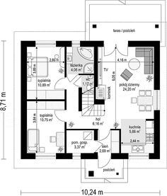 Dream House Plans, Floor Plans, How To Plan, Architecture, Kpop, Log Projects, Country Houses, Arquitetura, Architecture Design