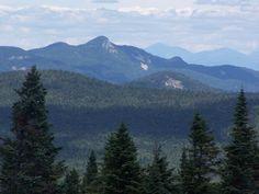 The Adirondack Mountains of New York State. Beautiful, peaceful, wild.