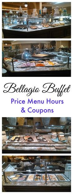 The Bellagio Buffet is one of the first luxury buffets on the Las Vegas Strip. We keep an uptodate Bellagio Buffet price list hours and coupons throughout Las Vegas Restaurants, Las Vegas Attractions, Las Vegas Vacation, Las Vegas Nightlife, Vacation Ideas, Las Vegas Coupons, Las Vegas Tips, Las Vegas Food, Viajes