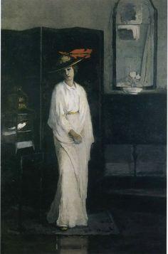 Romaine Brooks paintings