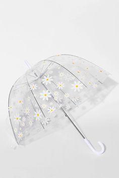 April Showers Bubble Umbrella #UrbanOutfitters