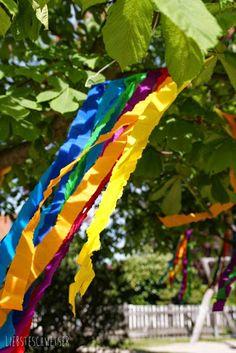 Deko Sommerfest schnelle deko zum sommerfest oder für jede matilda