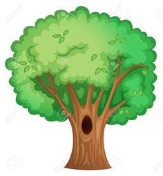 tree with hollow clipart - Szukaj w Google