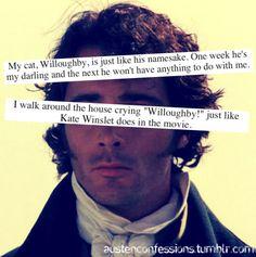 Jane Austen Confessions - This is hilarious