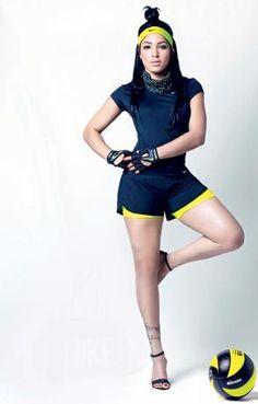 Brenda Castillo  desde los 10 años llevo el voleibol en mi corazón 8321591801f17