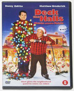 deck the halls movie   DECK THE HALLS (VOISIN CONTRE VOISIN) Danny DeVito, Matthew Broderick ...