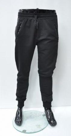 Spodnie Dresowe Męskie 1829  (M-2XL) Prod. Turecki 2015