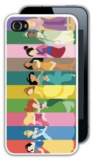 Disney Princess iPhone Case! 19.99 on Etsy!! Wish I had seen this before I ordered the other one!