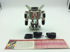 Vintage 1984 Transformers G1 WHEELJACK Complete Hasbro #Hasbro