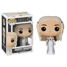 Game of Thrones Pop! Vinyl Figure Daenerys Targaryen in Wedding Dress