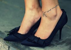 tattoo ankle bracelet