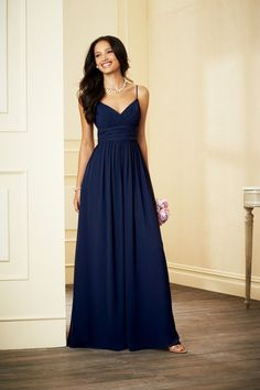 Alfred Angelo 7301 V Neck Bridesmaid Jumpsuit Bridesmaid Dresses Bridesmaid Dress V-neck V Neck Bridesmaid Dress Bridesmaid Dresses 2018 Bridesmaid Dresses Long Blue, Navy Blue Bridesmaid Dresses, Long Navy Blue Dress, Navy Gown, Bridesmaid Jumpsuits, Navy Bridesmaids, Sequin Bridesmaid, Blue Gown, Navy Blue Dresses