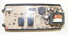 7601P425-60 74001317 Maytag Range Electronic Oven Clock Timer