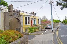 Dalkey, Ireland - inspiration for the fictional village of Ballycurra in Trying Sophie Dublin House, Dublin Ireland, Rugby, Scotland, The Neighbourhood, Romance, Street View, Tours, Travel