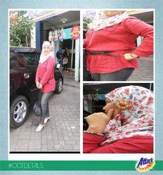VOTE >> #OOTD gayaku yang santai saat jalan jalan ke mall :) #OOTDetails @solusimencuci